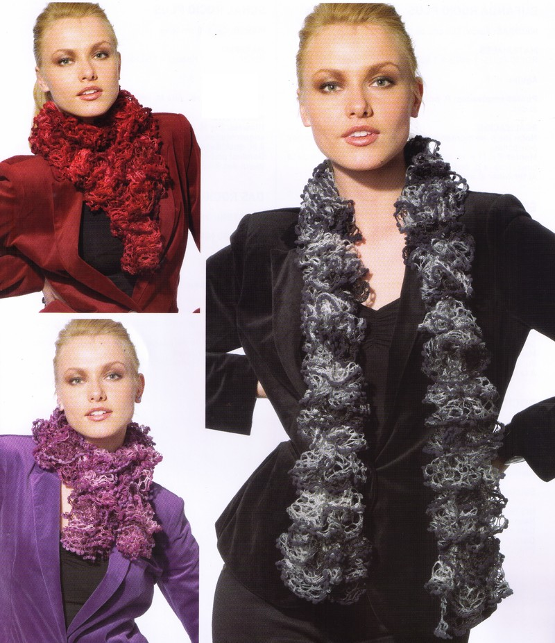 comment tricoter la laine rocio plus