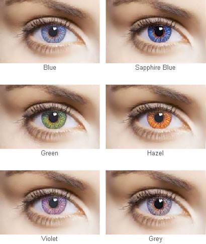 Exceptionnel Lentilles couleurs - CLAIRVUE OPTICIEN ATOL YH91